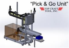 Pick and Go Unit from Top Craft Tool CAD drawing